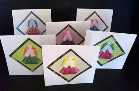 Carte Origami - carte 5 origami hanbok origami park parks