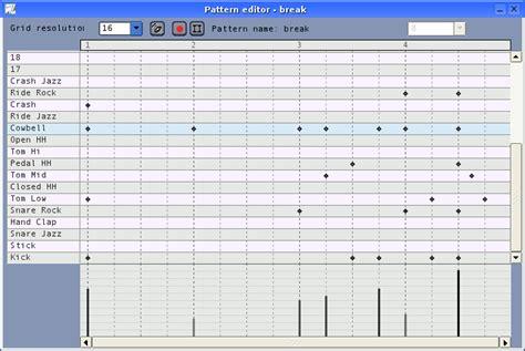 drum pattern hydrogen 無料で利用可能なオープンソースの高機能ドラムマシン hydrogen gigazine