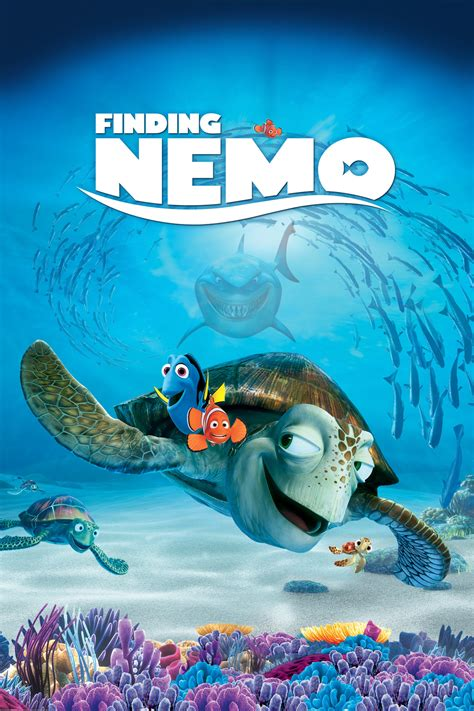 finding nemo poster finding nemo 2003 posters the database tmdb