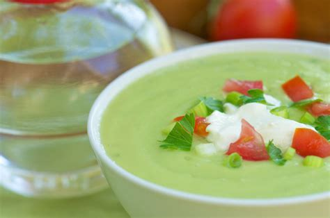 7 cold soup recipes for hot summer days
