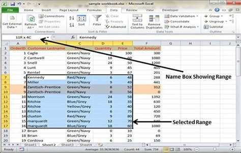 tutorialspoint excel using ranges in excel 2010
