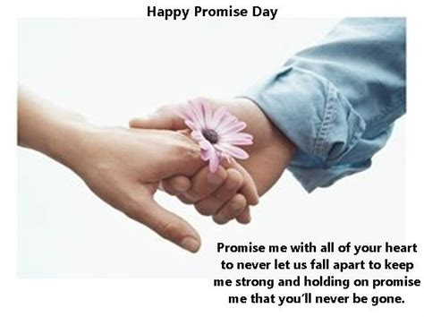 promise day week happy promise day best promise images pics quotes