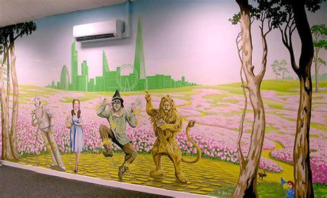 wizard of oz wall murals wizard of oz wall mural wall murals ideas