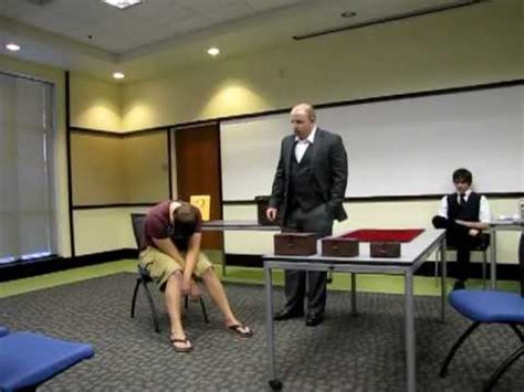 pattern interrupt handshake induction hypnosis hypnosis induction 2 inducing hypnosis with a rubber