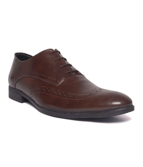 formal shoes damochi brown formal shoes price in india buy damochi