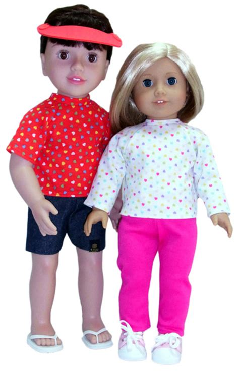 t shirt pattern for american girl doll american girl t shirt rosies doll clothes patterns