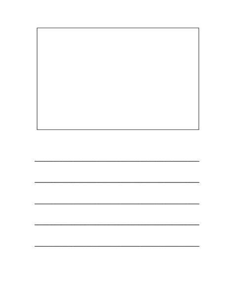 blank writing template blank lined paper kindergarten search results calendar