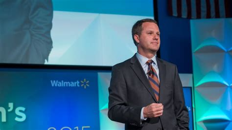 Walton College Of Business Executive Mba by Doug Mcmillon President And Ceo Wal Mart Stores Inc