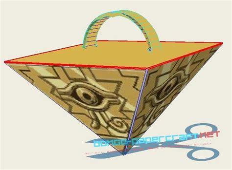 Yugioh Papercraft - yugioh millennium puzzle papercraft paperkraft net