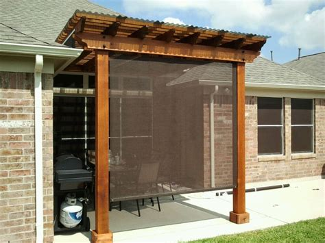 patio solar shades roller shade solar screens great for patio poolside and