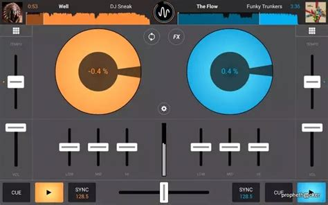 dj app for android cross dj mix app for android