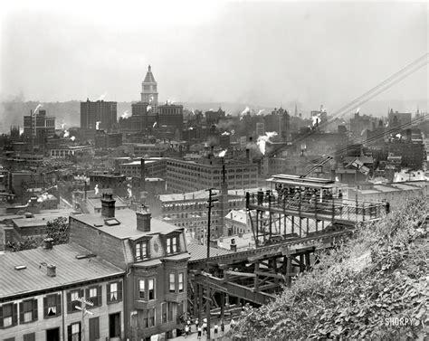 Shorpy Historic Picture Archive :: Cincinnati: 1915 high