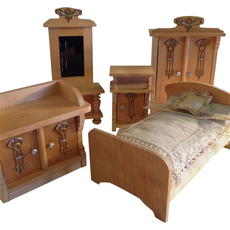art nouveau bedroom furniture art nouveau miniature bedroom set ormalu wood