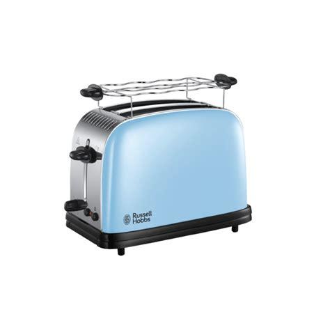 tostadora russell hobbs el corte ingles tostadora russell hobbs colours plus azul cielo con 2
