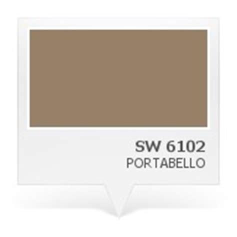 sw 6102 portabello paint colors