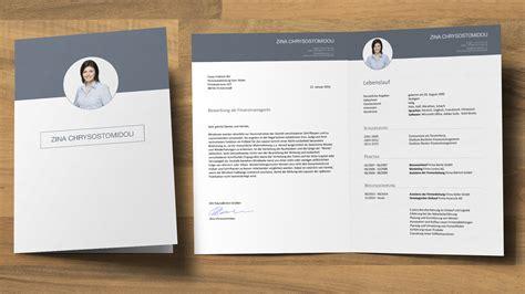 Bewerbungsunterlagen Modern Vorlage Komplette Bewerbung Deckblatt Und Mit Word Datei Photo One
