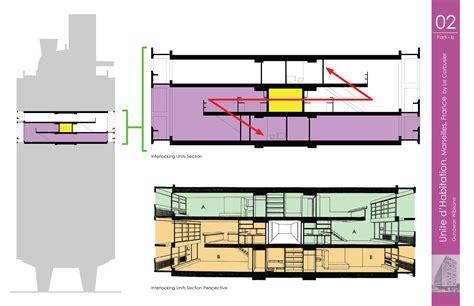 Beautiful Habitation Home Plans #1: Unite-dhabitation-2.png