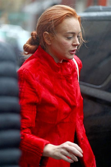 Lindsay Was Out Of by Lindsay Lohan Out And About In New York City Celebzz