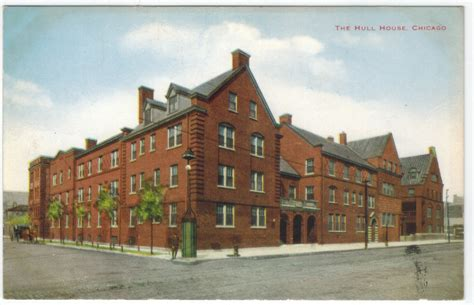 hull house jane addams and the 1894 pullman strike social welfare history project