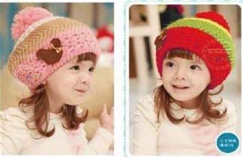 Topi Kupluk Rajut Knit Topi Pilot Topi Nyaman Topi Bagus pin topi bayi lucu on