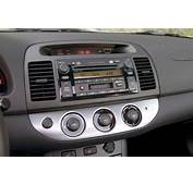 2006 Toyota Camry SE Dashboard  Picture / Pic Image