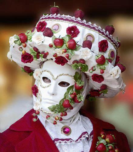 Strawberry Venice Black 233 best magnificent masks images on carnival