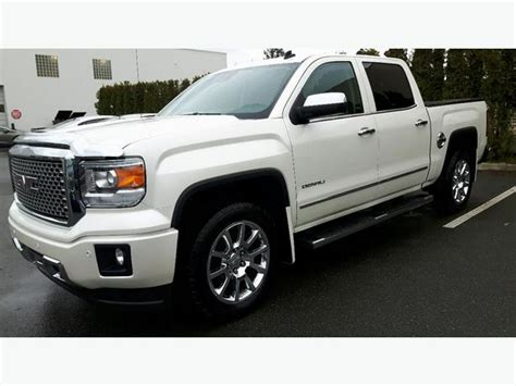 used 2014 gmc for sale used 2014 gmc 1500 denali for sale in parksville