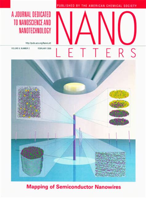 nano letters cover letter faculty journal covers about northwestern engineering