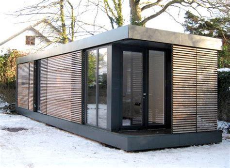 container wohnung kaufen neues wohnen im cubig designhaus minihaus