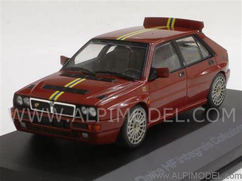 Lancia Delta Club Hpi Racing Lancia Delta Hf Integrale Collezione Club
