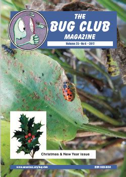 bug telkomsel anonitun desember 2017 bug club magazine amateur entomologists society aes