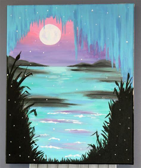 paint nite boston june painting creations june paint fundraiser american