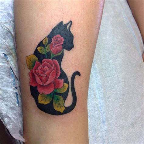 40 tatuagens de gato para voc 234 se inspirar we fashion trends