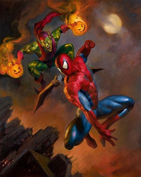spiderman vs goblin film ita 19 best marvel villians green goblin images on pinterest