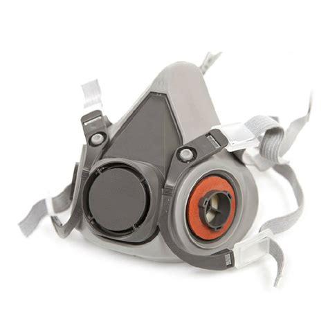 Baoweikang Masker Gas Respirator 6200 respirator gas mask chemical masks dust filter paint dust spray chemical gas mask half