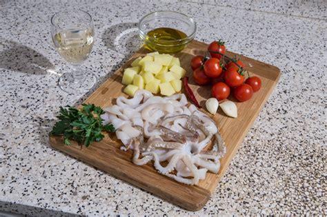 come cucinare il totano totani e patate terra e mare a tavola ioviaggio
