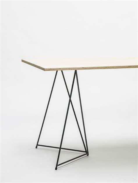 The 25 Best Trestle Legs Ideas On Pinterest Ikea Dining Table Legs Design