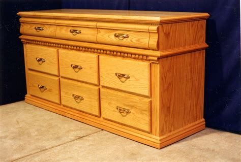 Oak Highboy Dresser by Bedroom Furniture 171 Ebben Custom Cabinets Furniture