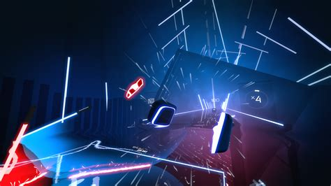 beat saber continues   amazing   gameplay footage