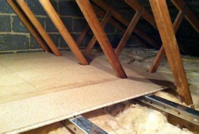 loft boards laying loft  attic flooring  storage