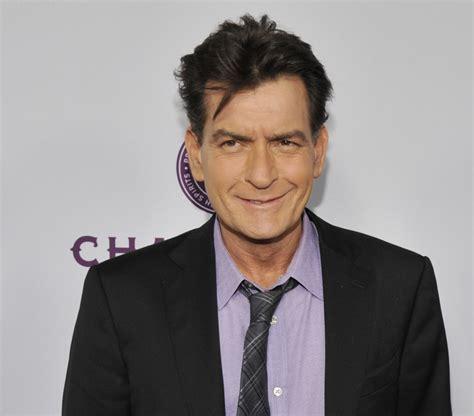 Dental Technician Sues Charlie Sheen For Assault Sheen Chest
