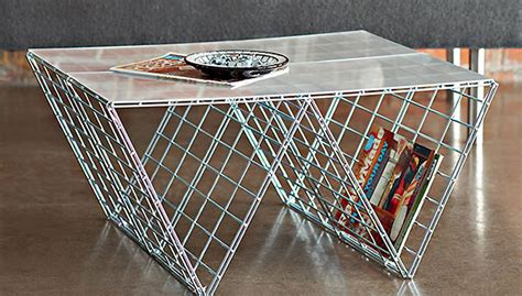 wire acity table diy home sweet home diy end tables