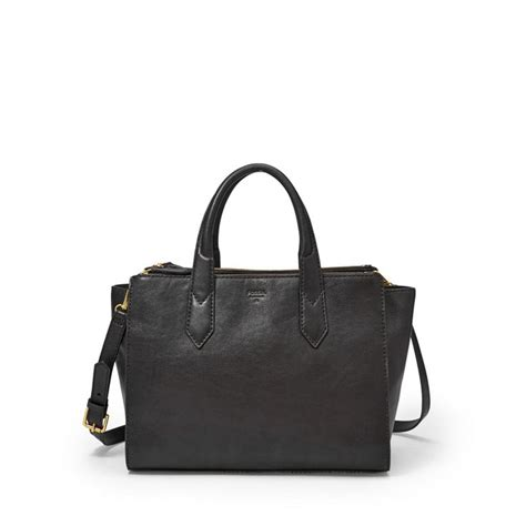 N6 Fossill Classic Shopper Tote Bag Smooth Leather 2777 04 classic will last forever holds everything i need would