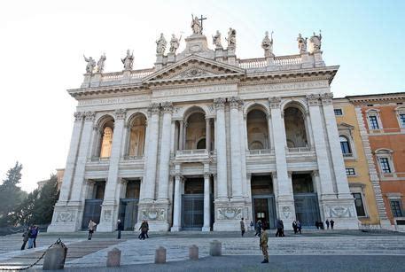 porta di roma chiusura il 13 11 chiusura porte sante basiliche roma giubileo