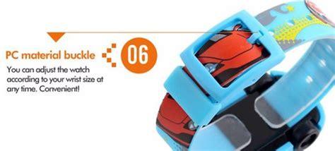 Jam Tangan Anak Karakter jam tangan anak lucu desain menarik yang pasti disukai anak anak harga jual