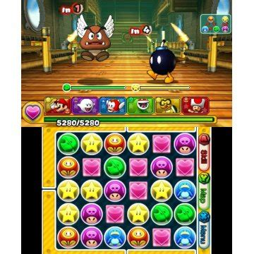 Nintendo 3ds Puzzle Dragons Z Mario Bros Edition puzzle dragons z puzzle dragons mario bros edition