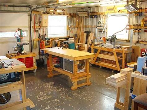 Small Home Wood Shops 17 Best Ideas About Home Workshop On Workshop