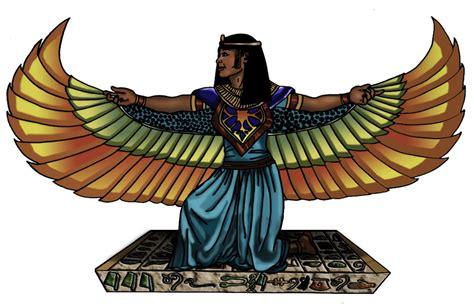 ancient egyptian goddess isis symbol eye of the sun god july 2010