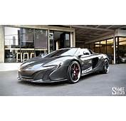 McLaren 650S Spider W/ Armytrix Performance Exhaust  Loud Sounds