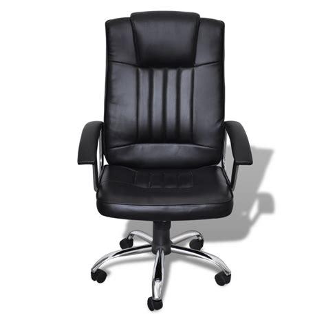 fauteuil bureau inclinable fauteuil de bureau inclinable noir